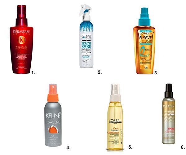 Proteja os cabelos dos efeitos do sol no verão (Foto: Divulgação)