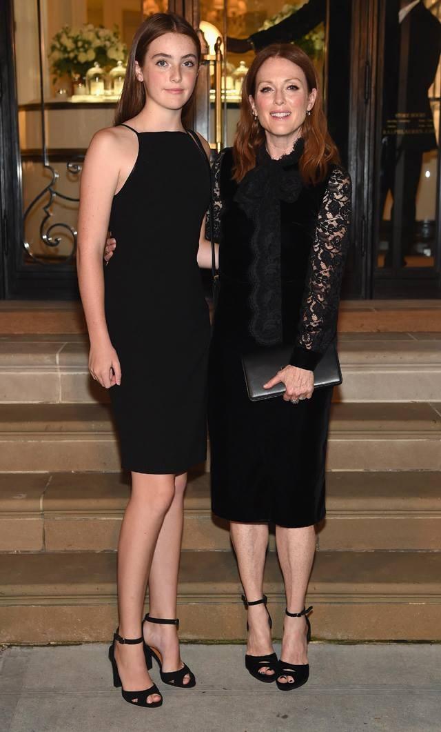 Julianne Moore e Liv Freundlich (Foto: Getty Images)