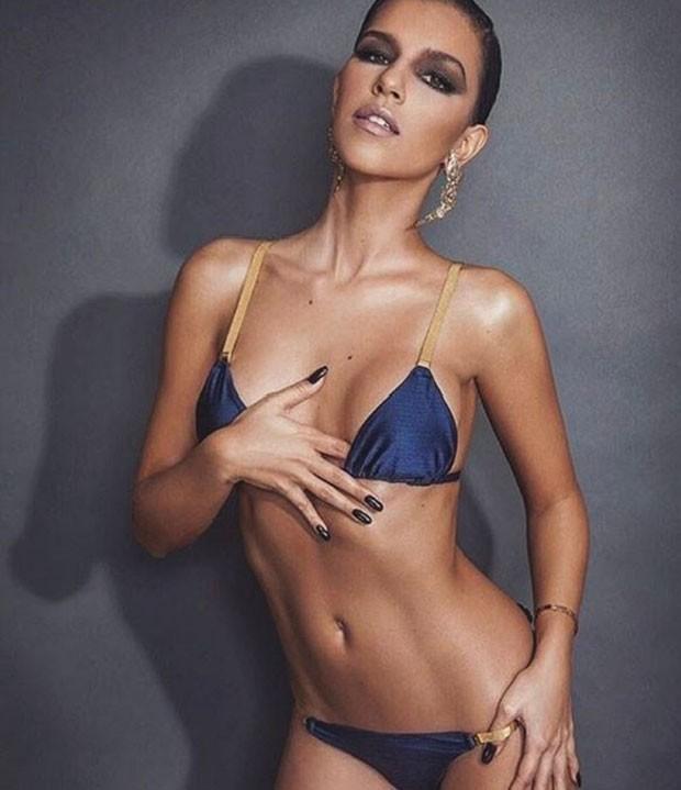 Mariana: corpo perfeito (Foto: Reprodução Instagram)