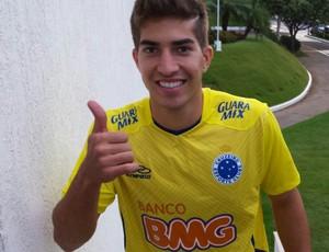Lucas Silva Cruzeiro (Foto: Marco Astoni)