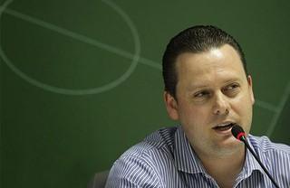 Cristiano Koehler CEO vasco (Foto: Marcelo Sadio / Vasco.com.br)