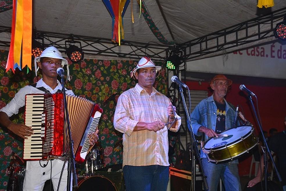 Seis trios sanfoneiros foram escolhidos para tocar no Roteiro Parnamirim Junino (Foto: Divulgação/Prefeitura de Parnamirim)