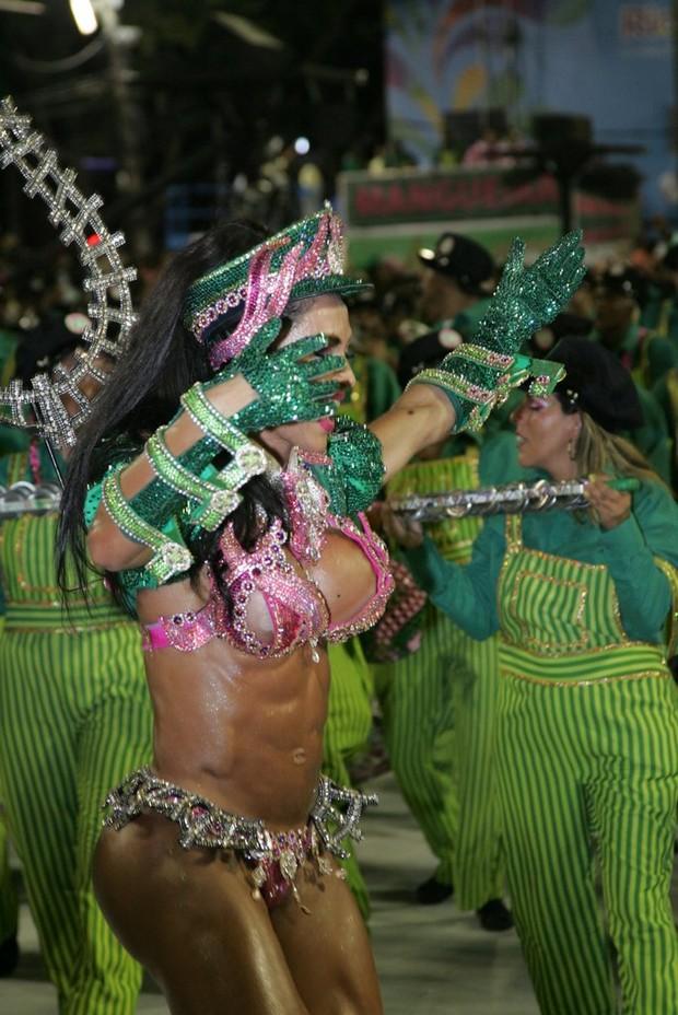 Gracyanne Barbosa (Foto: Vinicius Eduardo / AgNews)