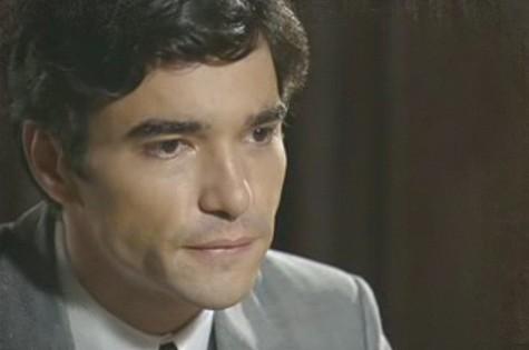 Caio Blat em cena como Fernando (Foto: Reprodução)