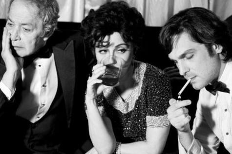 (Foto: Com Gracindo Jr. e Claudia Netto, no espetáculo sobre Judy Garland Foto: Divulgação)