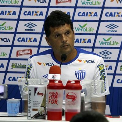 Claudinei Oliveira Avaí (Foto: André Palma Ribeiro/Avaí F. C.)