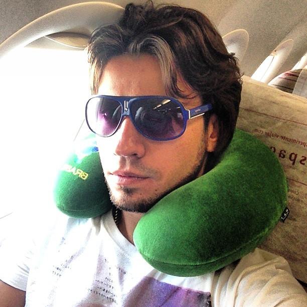 Mariano, da dupla com Munhoz (Foto: Reprodução / Instagram)