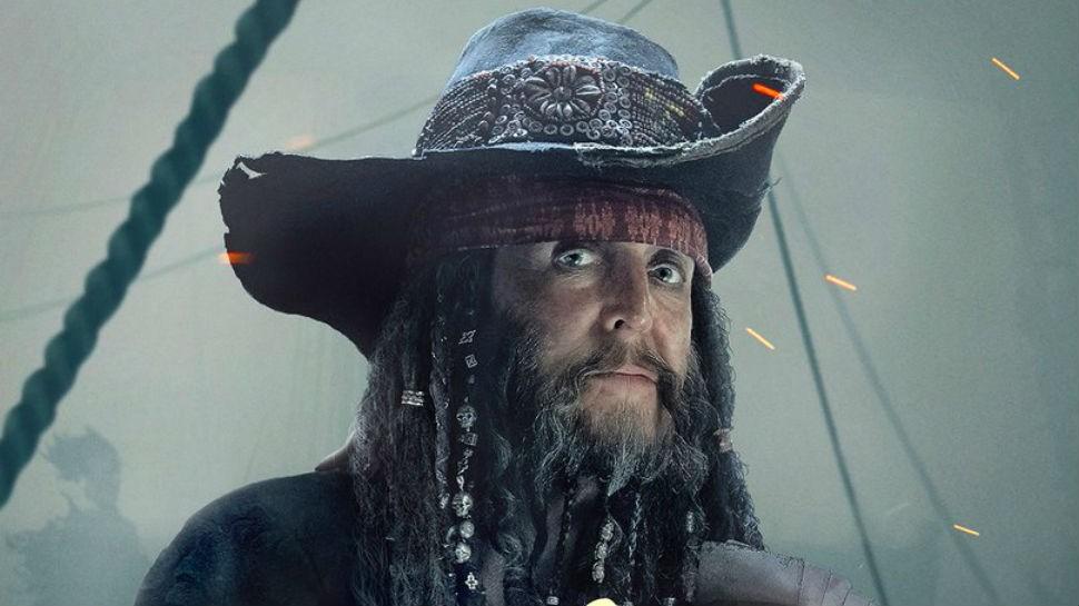 Paul como Pirata (Foto: Divulgao)