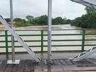 Rio de MS sobe 60 cm nas últimas 24 horas e entra no nível de emergência