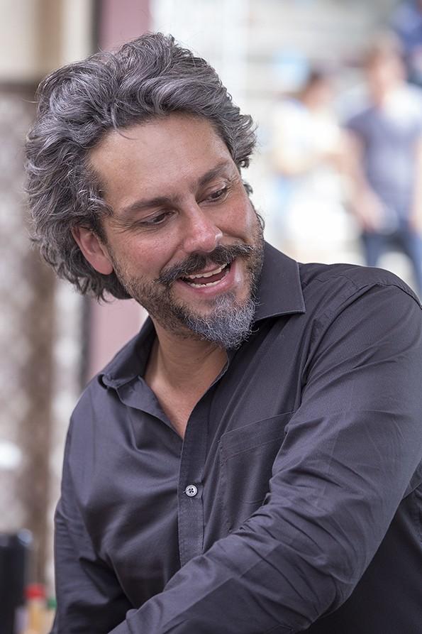 Alexandre Nero - ator comemora sucesso de José Alfredo (Foto: FCO Patrício)