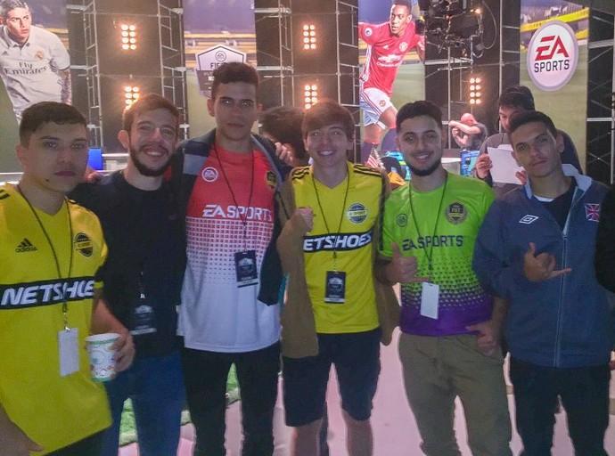 brasileiros; Regional de Miami; Fifa (Foto: Reprodução / Twitter)