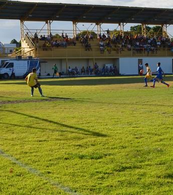Copa Roraima de Futebol Infantil;semifinal;roraima;futebol;extremo norte;cruzeiro (Foto: Bruno Willemon)