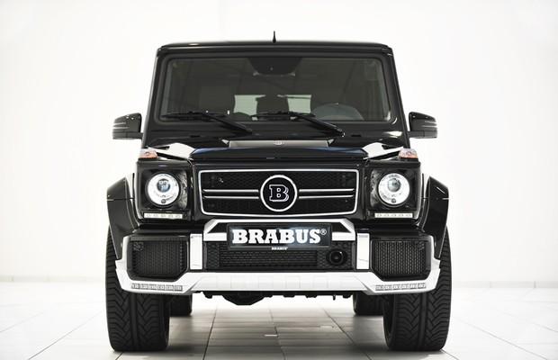 Mercedes G63 Brabus Chega Ao Brasil Por Cerca De R 854