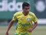 Erik nega rótulo de substituto de Jesus e celebra vaga de titular no Palmeiras