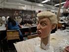 Empresa mexicana cria máscara para Halloween inspirada em Trump