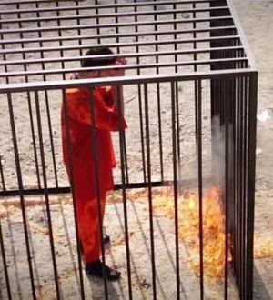 Estado Islâmico diz que queimou piloto vivo; Jordânia confirma morte (Foto: Reprodução/Twitter)