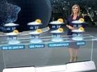 Previsão para o feriado de Finados é de chuva em grande parte do Brasil