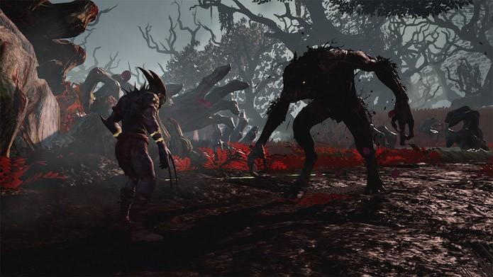 Shadow of the Beast: com cutscenes caprichadas, campanha é curta e previsível (Foto: Divulgação/Sony)