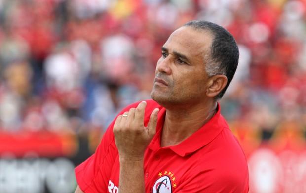Oliveira Canindé exaltou a chegada do Campinense na final da Copa do Nordeste (Foto: Magnus Menezes / Jornal da Paraíba)
