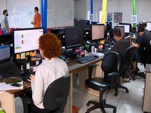Startups podem crescer e contribuir  com outras empresas; confira (Foto: Reprodução EPTV)