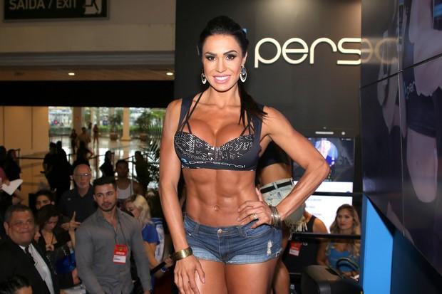 Gracyanne Barbosa (Foto: Thiago Duran/AgNews )