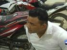 Acusado de homicídio em 2006 é  preso trabalhando como mototaxista