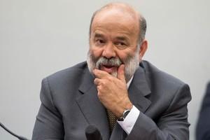 João Vaccari Neto, tesoureiro do PT (Foto: Marcelo Camargo / Agência Brasil)