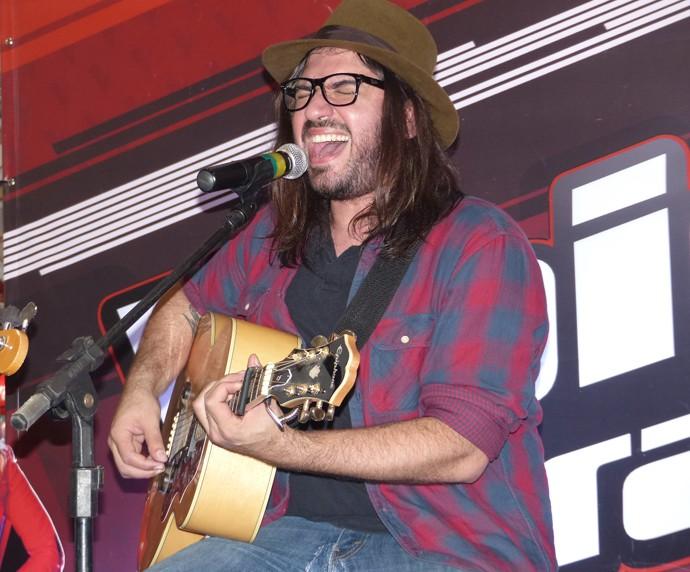 Rodrigo Castellani The Voice Pocket (Foto: Divulgação/ RPC)