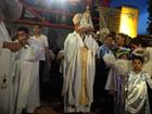 Durante Círio no AC, padre pede que fiéis rezem por vítimas de furacão