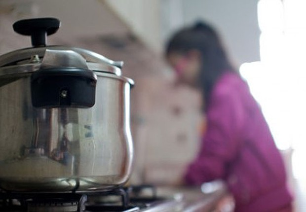 Empregada doméstica ; trabalho doméstico ; trabalho ;  (Foto: Agência Brasil/Arquivo)