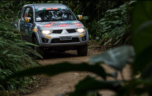 Ralis acontecem neste sábado, pela terceira vez, em Penedo (Foto: Divulgação/ Mitsubishi)
