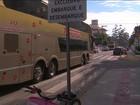 Florianópolis quer criar bolsões de estacionamento para ônibus