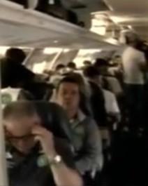 Avião com equipe da Chapecoense cai na Colômbia