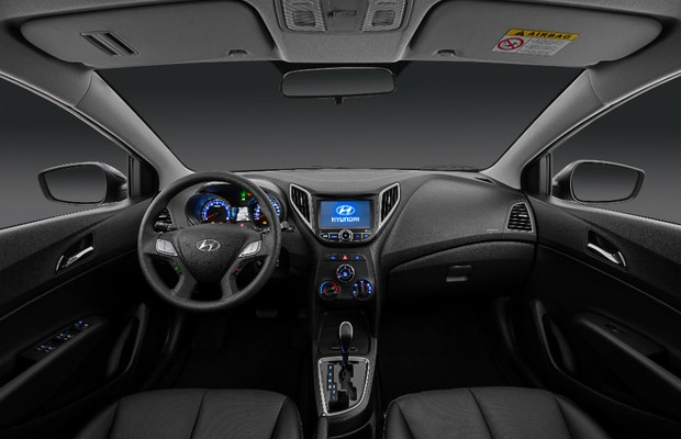 Hyundai HB20S Impress  (Foto: Divulgação)