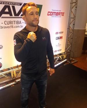 Frankie Edgar UFC (Foto: Alexandre Fernandes)