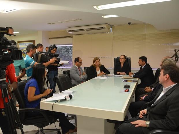 Campanha foi lançada na manhã desta quinta-feira (07), em São Luís (Foto: Divulgação/ MPMA)