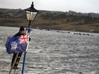 Reino Unido e Argentina concordam em novas medidas nas Malvinas