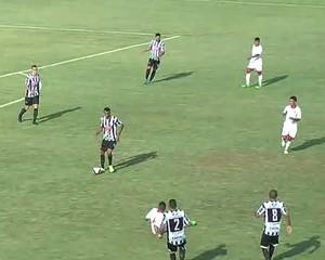 Desportivo Brasil x Inter de Limeira, Série A3 (Foto: Reprodução TV FPF)