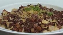 Aprenda a fazer um nhoque de batata com pesto de pinhão (Divulgação / RPC)