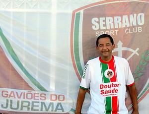 Torcida Gaviões do Jurema - Serrano-BA (Foto: Divulgação)