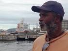 Náufrago que ficou 54 dias no mar e acabou no Brasil volta para a África