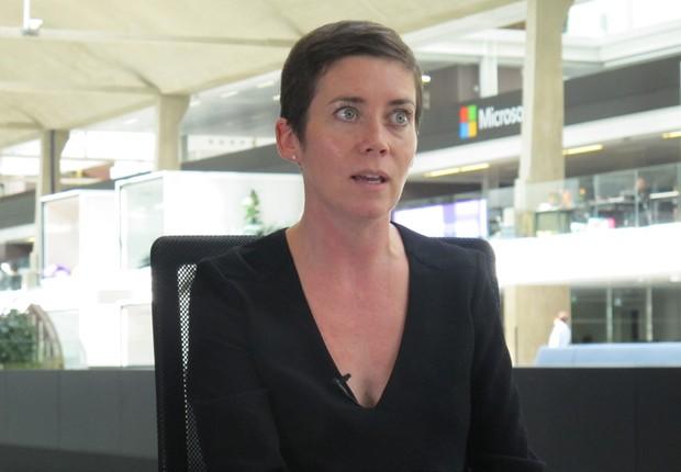 Rachel Delacour, da BIME/Zendesk: após construir um negócio de sucesso, ela vendeu a startup para uma multinacional (Foto: The Girls on the Road)