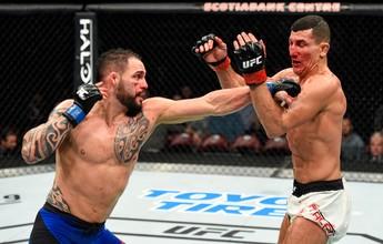 Ponzinibbio vence Taleb por pontos e engata a quarta vitória seguida no UFC