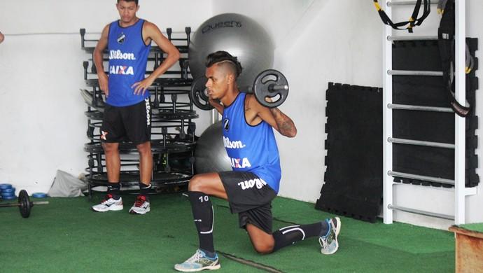 Max lateral-direito ABC (Foto: Divulgação/ABC)