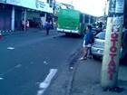 Casal morre em colisão de moto com ônibus na Zona Oeste de Manaus