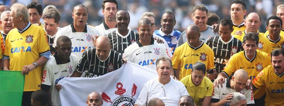 Teste Arena Corinthians