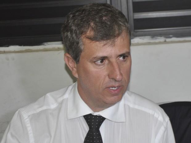 Juiz Esmar Custódio Filho inspecionou o complexo penal João Chaves (Foto: Tasso Pinheiro)