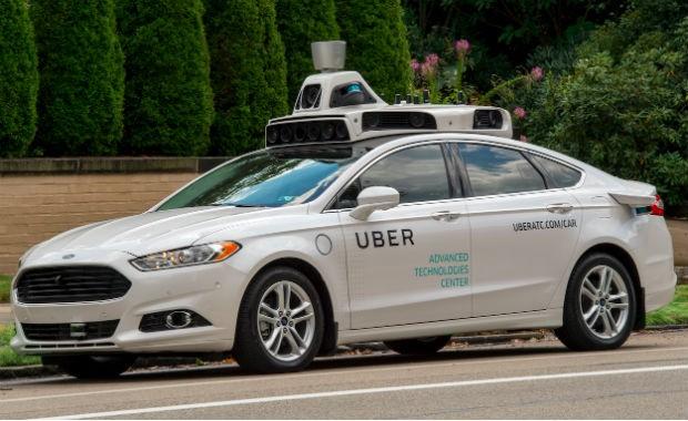 Uber lança serviço com carros autônomos nos EUA (Foto: Divulgação)