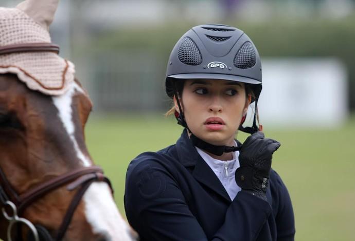 Bianca Rodrigues começou no esporte com apenas sete anos (Foto: Flávio Perez)