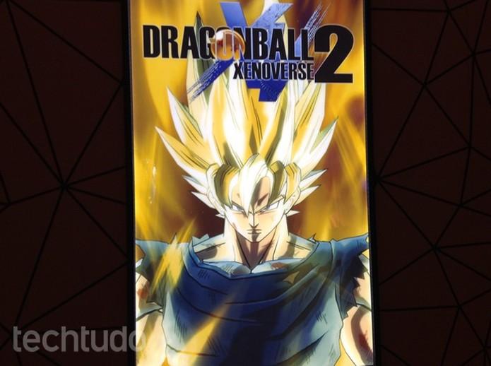 Dragonball Xenoverse 2 E3 (Foto: Felipe Vinha/TechTudo)